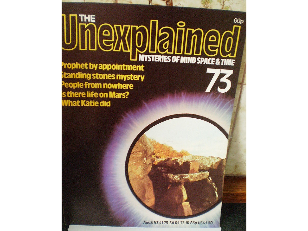 The Unexplained - Mysteries of Mind, Space and Time